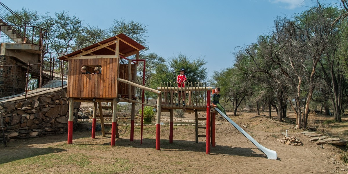 Jungle Gym at Archer's Land